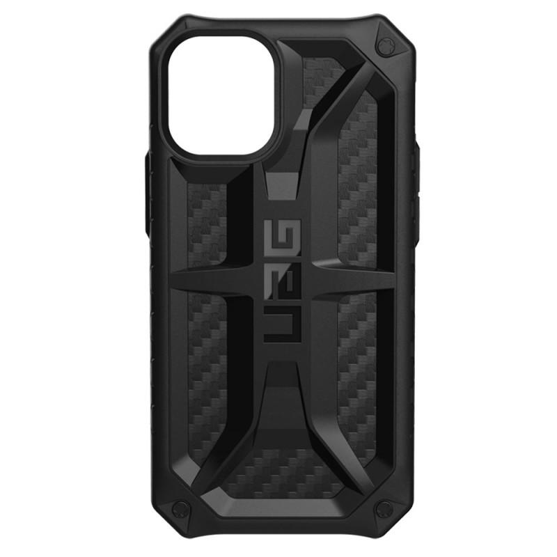 UAG Monarch iPhone 12 Mini Carbon Black - 2