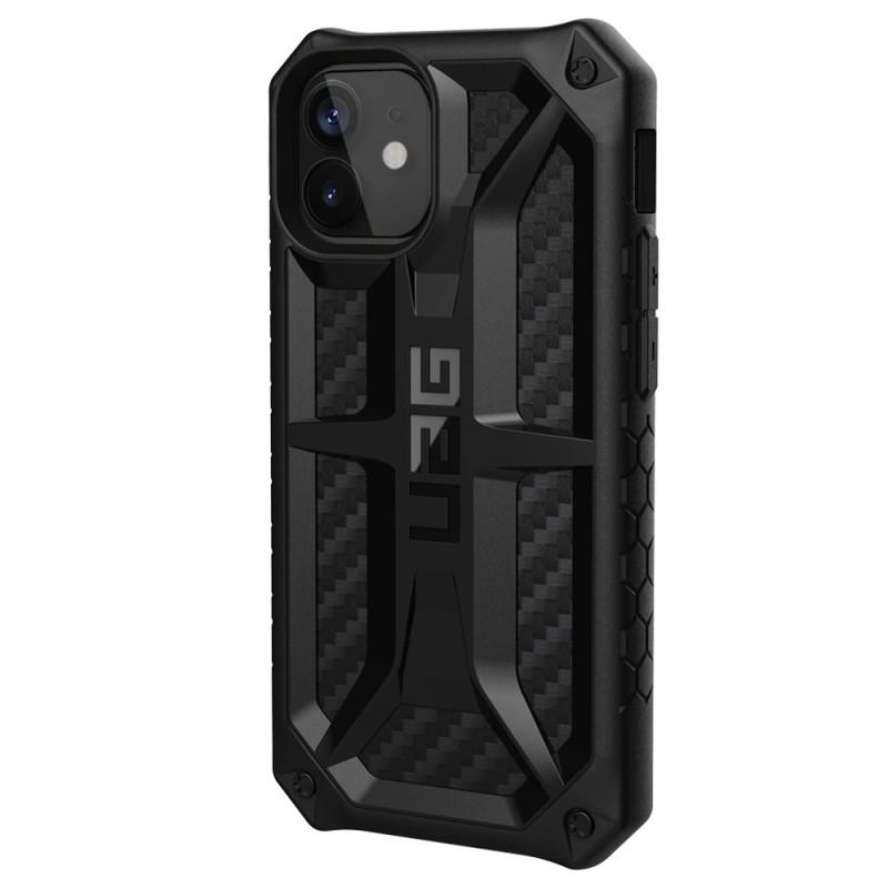 UAG Monarch iPhone 12 Mini Carbon Black - 4