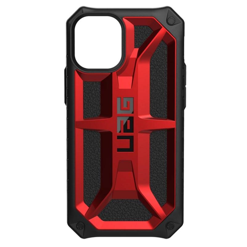 UAG Monarch iPhone 12 Mini Crimson Red - 4