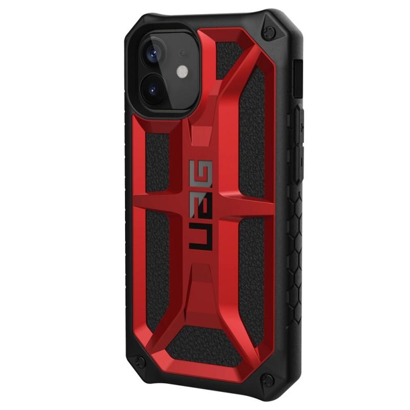 UAG Monarch iPhone 12 Mini Crimson Red - 2