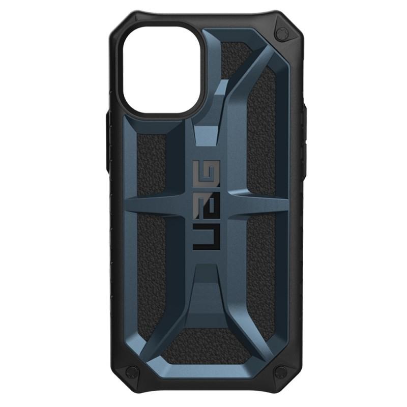 UAG Monarch iPhone 12 Mini Mallard Blue - 4