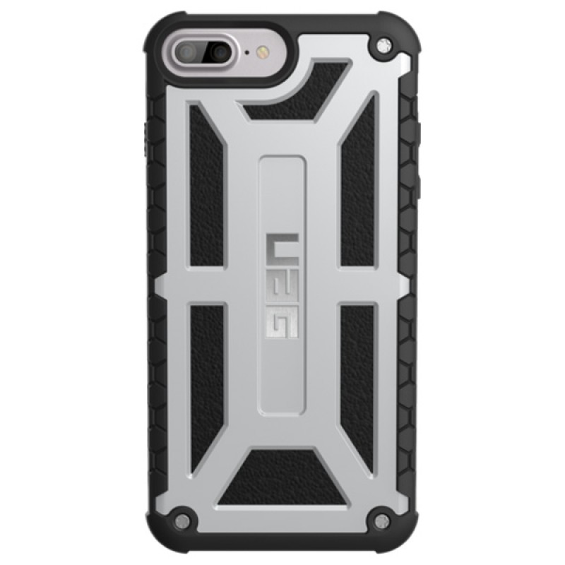 UAG - Monarch Hard Case iPhone 7 Plus Platinum - 1