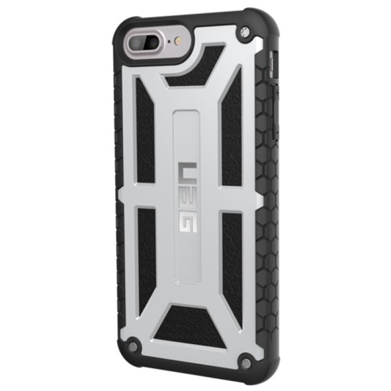 UAG - Monarch Hard Case iPhone 7 Plus Platinum - 2