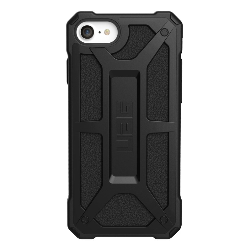 UAG Monarch iPhone SE (2020)/8/7/6S/6 zwart 01