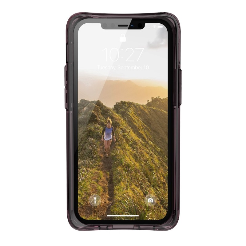 UAG Mouve Case iPhone 12 Mini Aubergine - 2