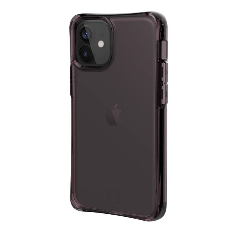 UAG Mouve Case iPhone 12 Mini Aubergine - 4