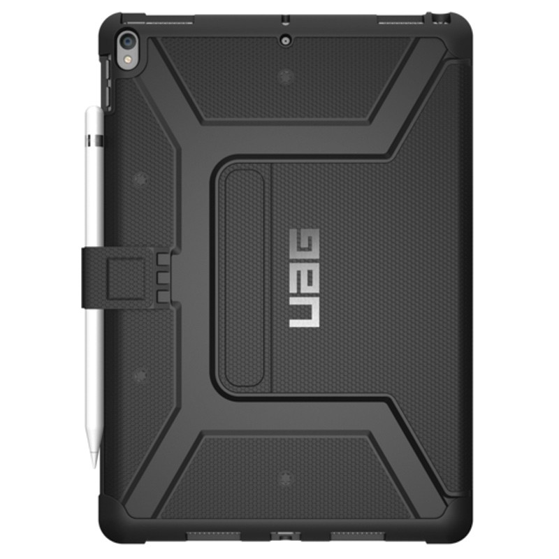 UAG New Metropolis Case iPad Air 10.5 (2019), iPad Pro 10.5 Black 02
