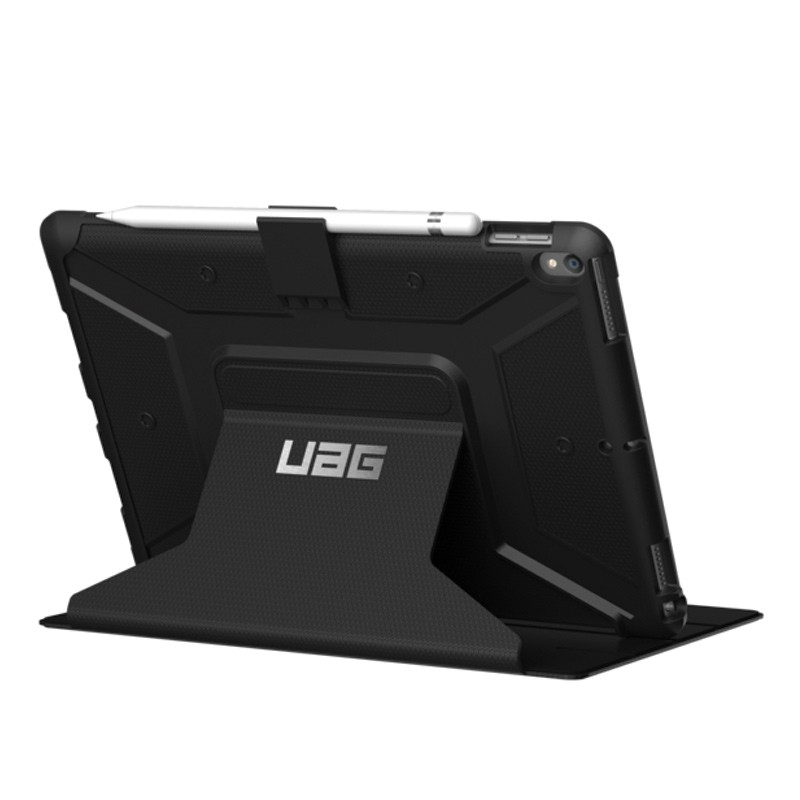 UAG New Metropolis Case iPad Air 10.5 (2019), iPad Pro 10.5 Black 06