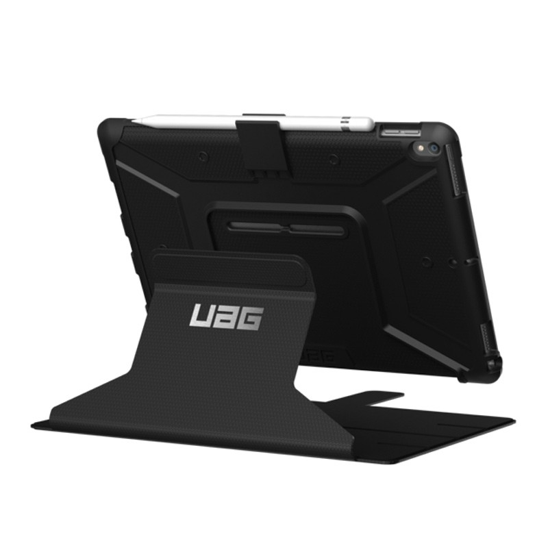 UAG New Metropolis Case iPad Air 10.5 (2019), iPad Pro 10.5 Black 07