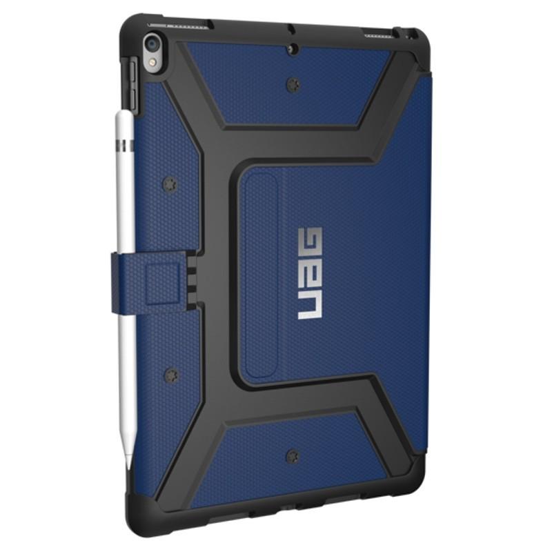 UAG New Metropolis Case iPad Air 10.5 (2019), iPad Pro 10.5 Blue 01