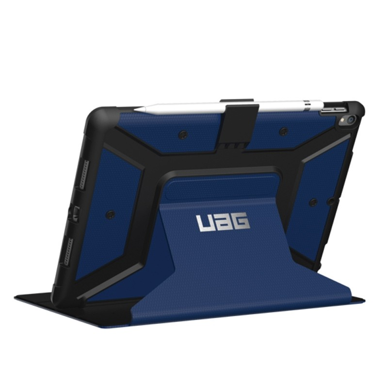 UAG New Metropolis Case iPad Air 10.5 (2019), iPad Pro 10.5 Blue 05