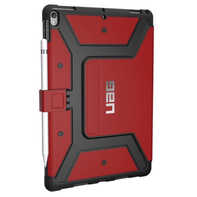 UAG New Metropolis Case iPad Air 10.5 (2019), iPad Pro 10.5 Red 01