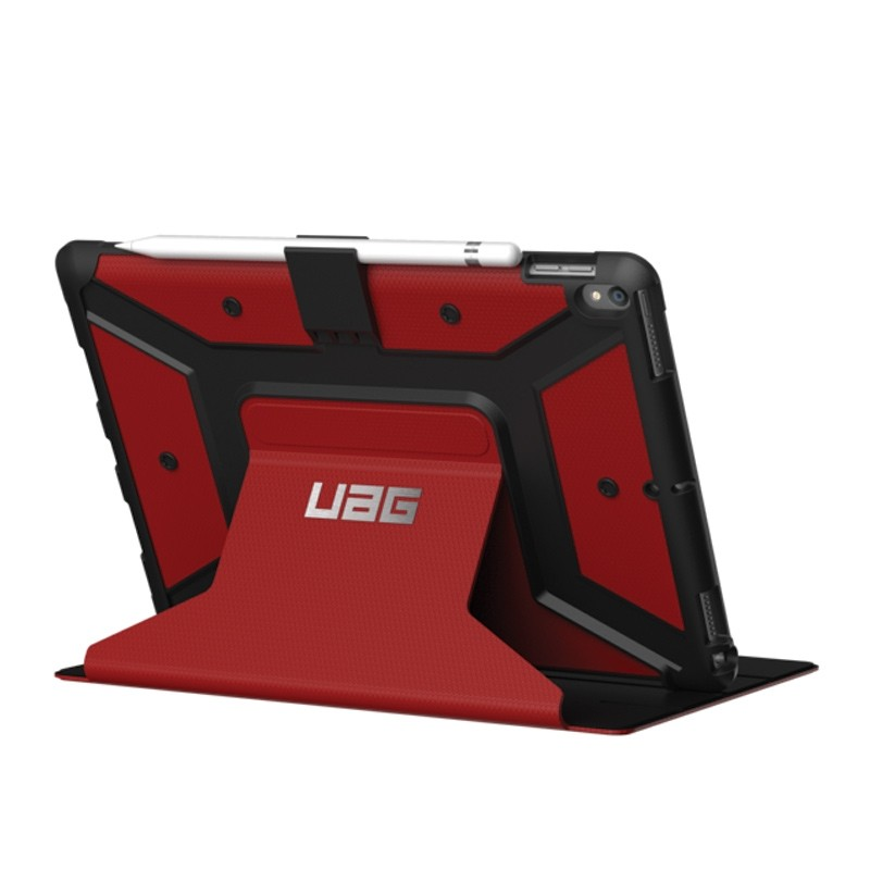 UAG New Metropolis Case iPad Air 10.5 (2019), iPad Pro 10.5 Red 06