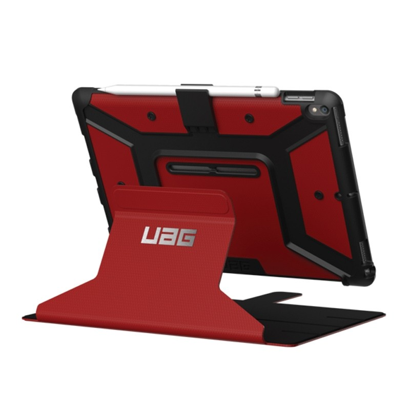 UAG New Metropolis Case iPad Air 10.5 (2019), iPad Pro 10.5 Red 07