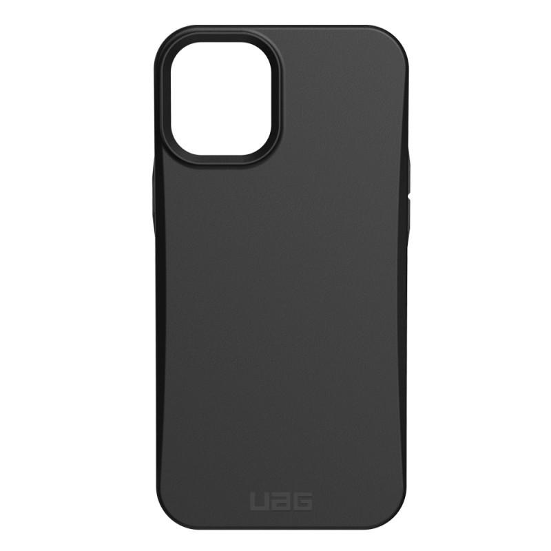 UAG Outback Bio Case iPhone 12 / 12 Pro 6.1 Zwart - 1