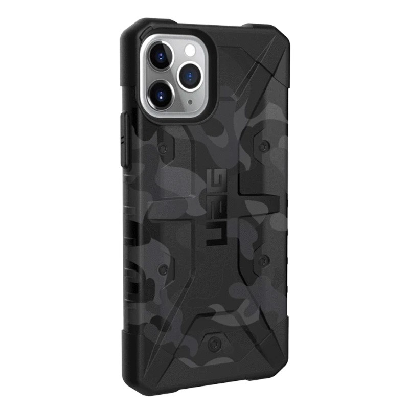UAG Pathfinder Case iPhone 11 Pro Midnight Camo - 3