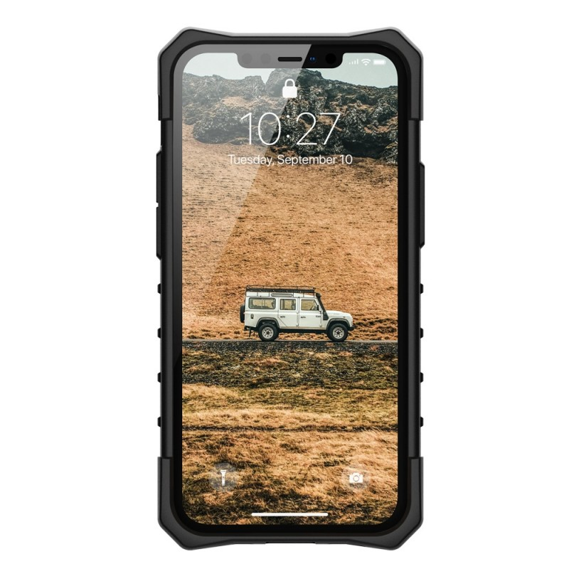 UAG Pathfinder iPhone 12 / 12 Pro 6.1 Zilver - 2