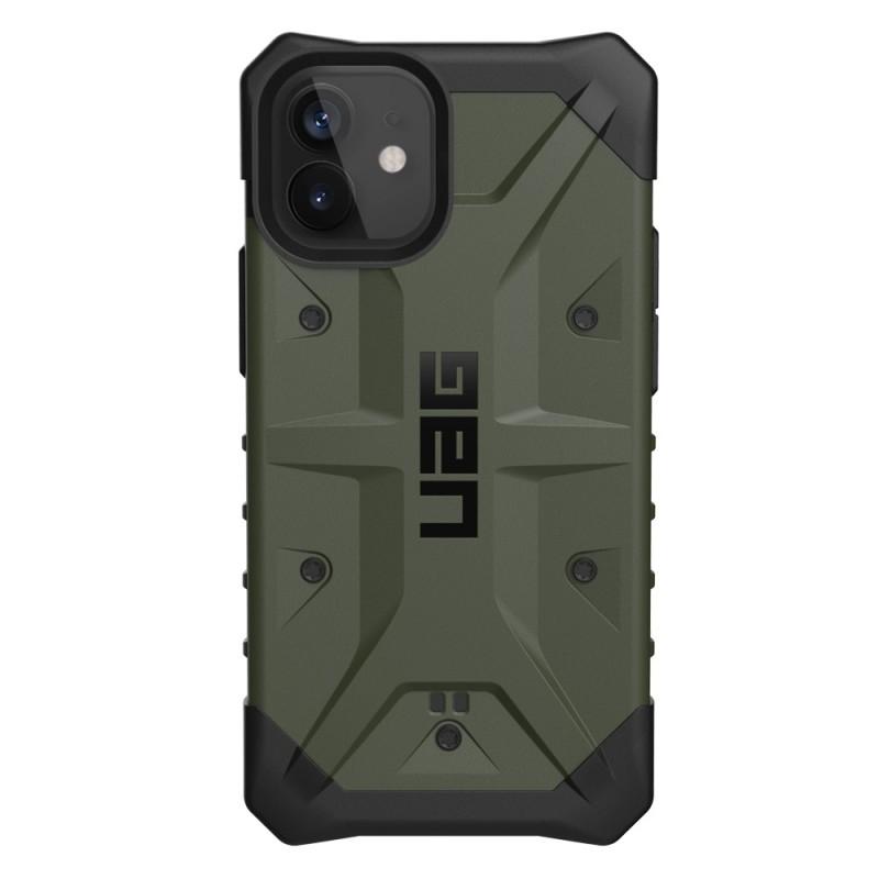 UAG Pathfinder Case iPhone 12 Mini Olive - 1