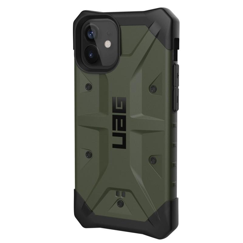 UAG Pathfinder Case iPhone 12 Mini Olive - 3