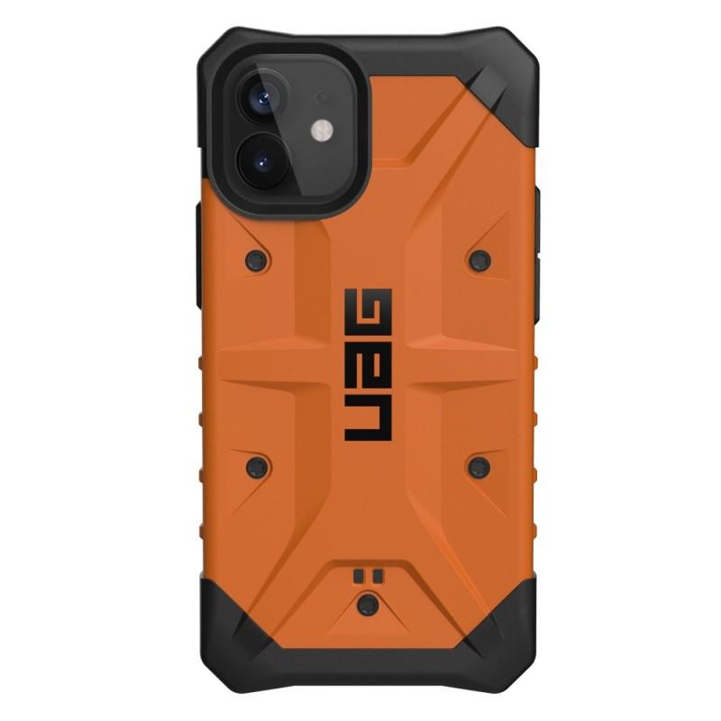 UAG Pathfinder Case iPhone 12 Mini Orange - 1