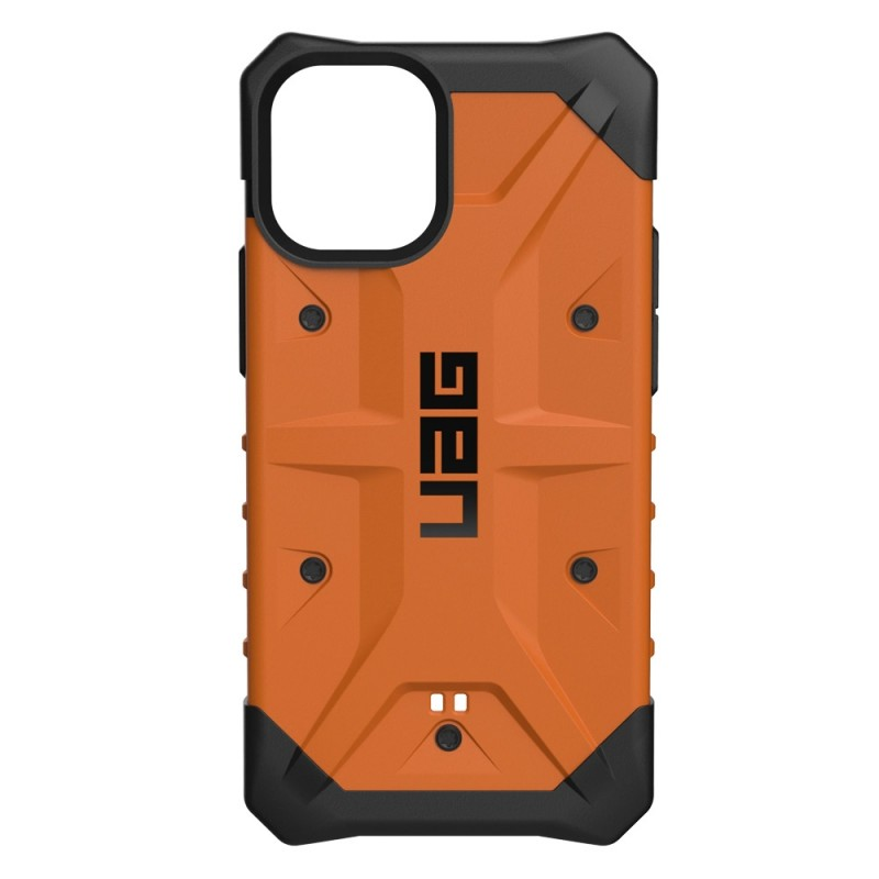 UAG Pathfinder Case iPhone 12 Mini Orange - 4