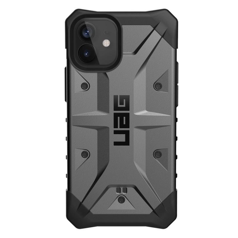 UAG Pathfinder iPhone 12 Mini Zilver - 1