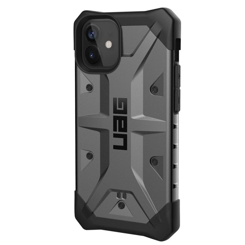 UAG Pathfinder iPhone 12 Mini Zilver - 4