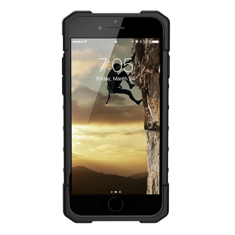 UAG - Pathfinder iPhone SE (2020)/8/7/6S/6 zwart camo 04