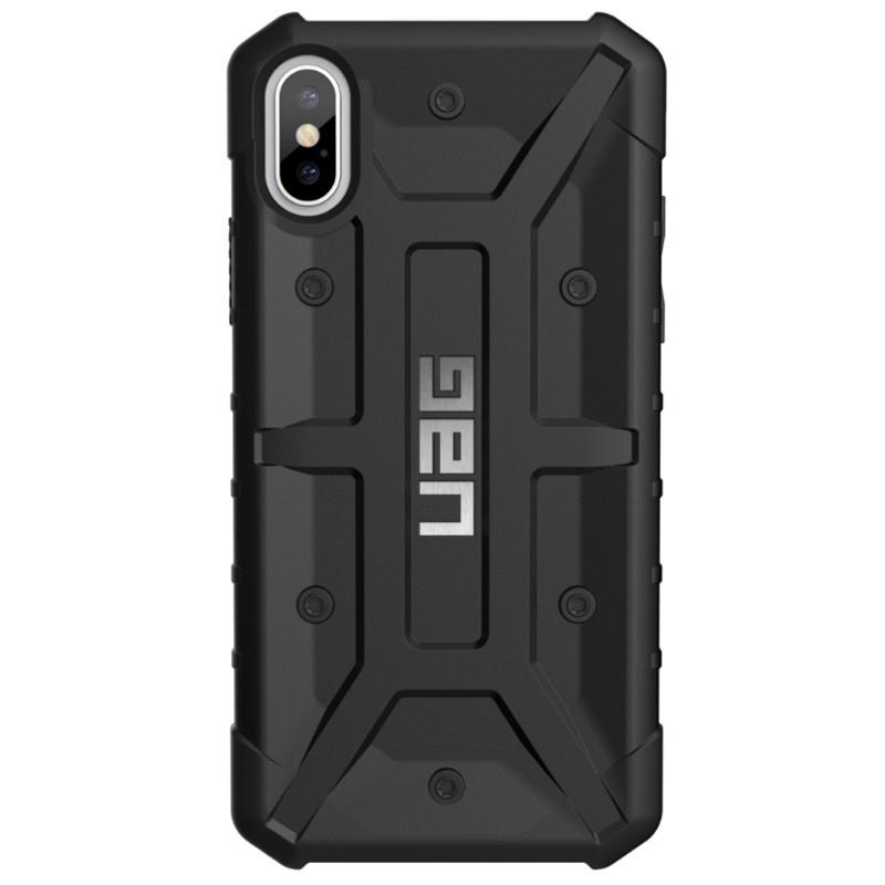 UAG - Pathfinder iPhone X/Xs Hoesje zwart 01