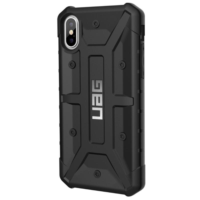 UAG - Pathfinder iPhone X/Xs Hoesje zwart 03