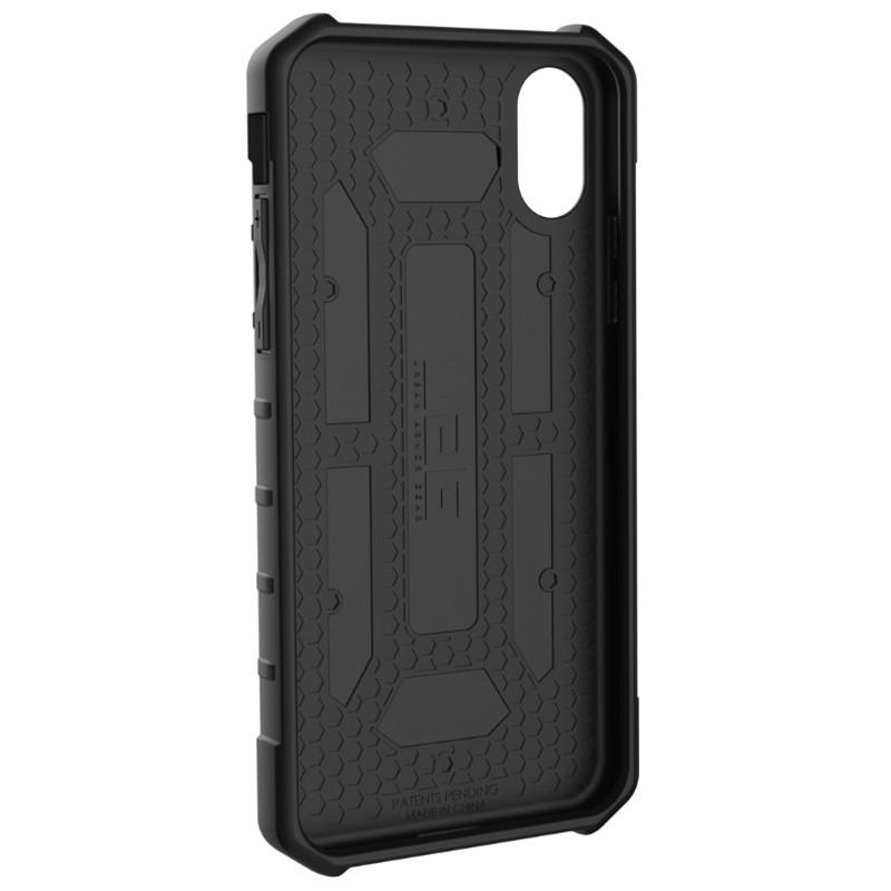 UAG - Pathfinder iPhone X/Xs Hoesje zwart 05