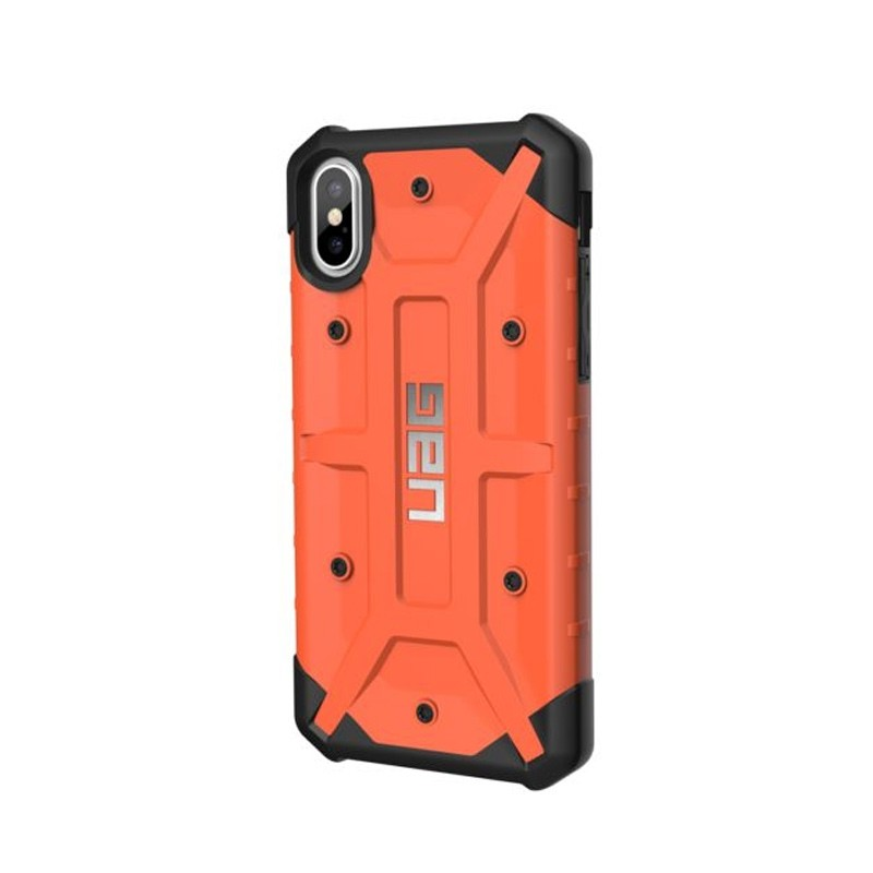 UAG Pathfinder iPhone X/Xs Hoesje Rust Orange 02