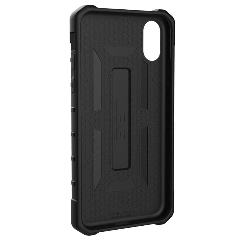 UAG Pathfinder iPhone XR Hoesje Zwart 04