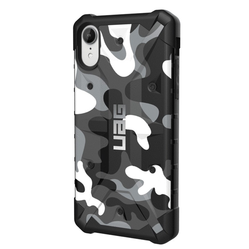 UAG Pathfinder SE Camo iPhone XR Arctic - 2