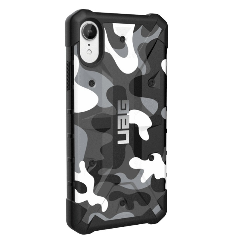 UAG Pathfinder SE Camo iPhone XR Arctic - 4