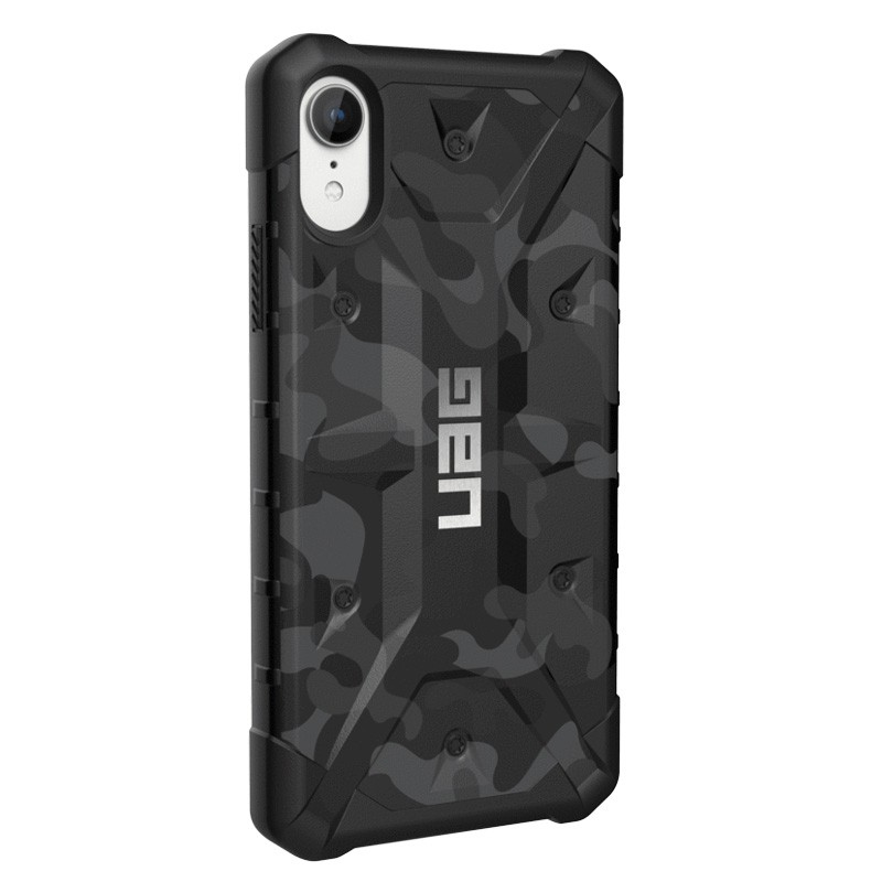 UAG Pathfinder SE Camo iPhone XR Midnight - 2