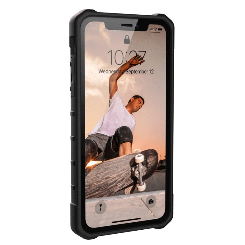 UAG Pathfinder SE Camo iPhone XR Midnight - 4