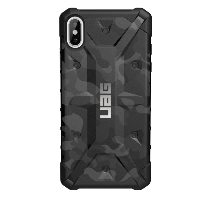 UAG Pathfinder SE Camo iPhone XS Max Midnight - 1