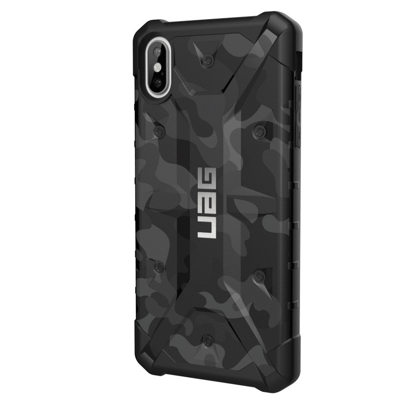 UAG Pathfinder SE Camo iPhone XS Max Midnight - 2