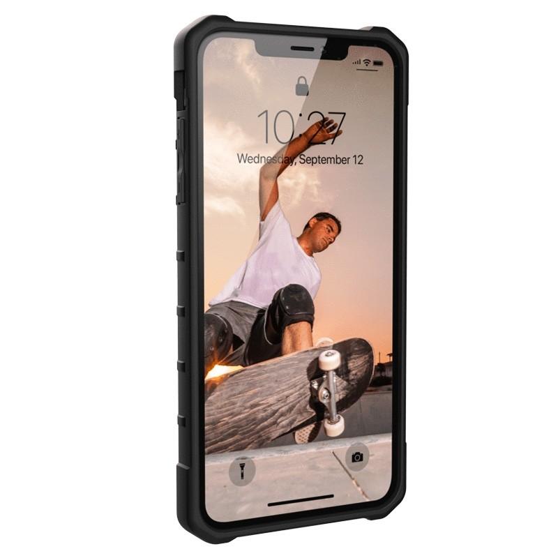 UAG Pathfinder SE Camo iPhone XS Max Midnight - 4