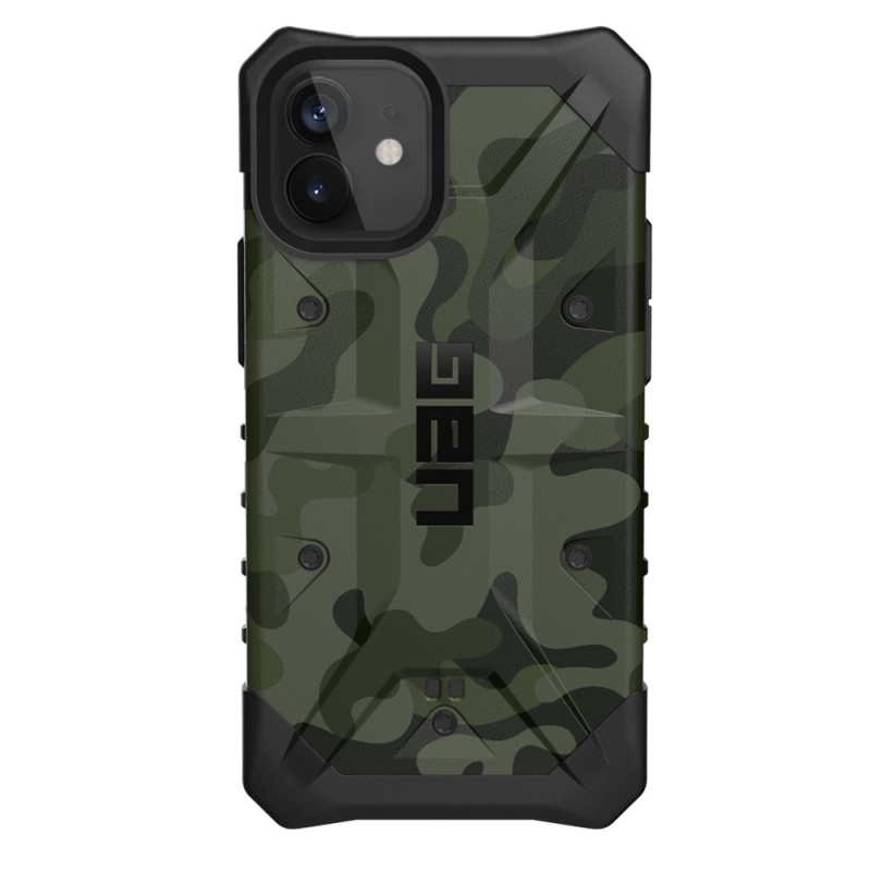 UAG Pathfinder SE iPhone 12 Mini Forest Camo - 1