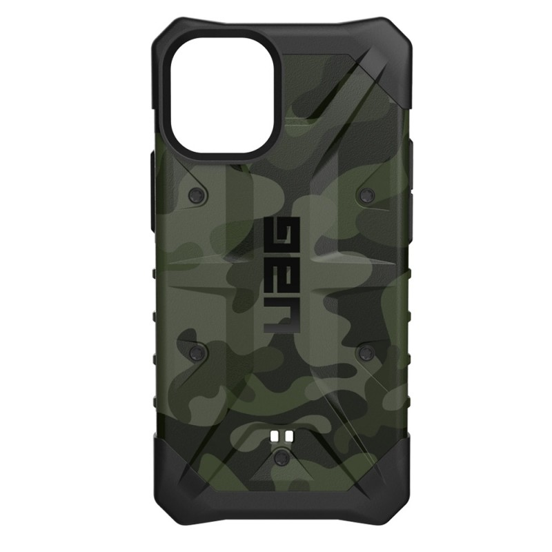 UAG Pathfinder SE iPhone 12 Mini Forest Camo - 4