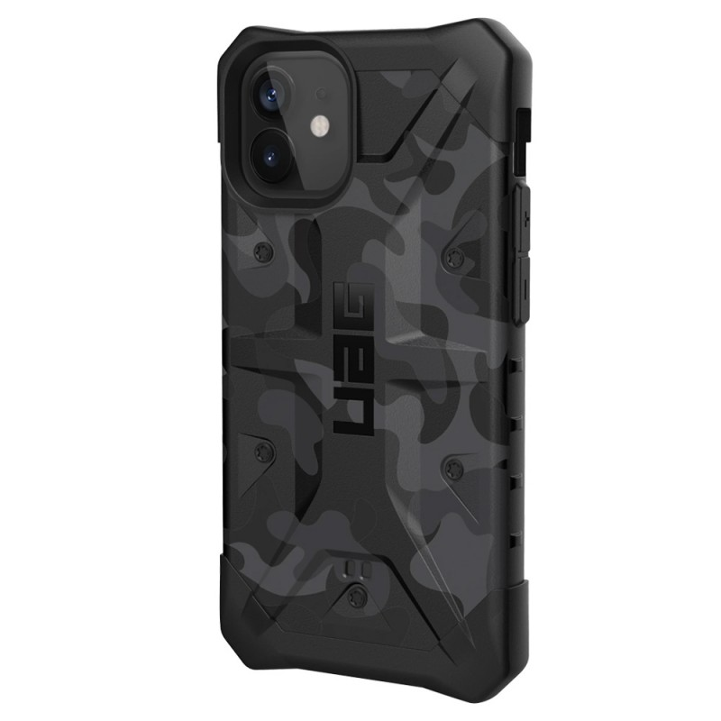 UAG Pathfinder iPhone 12 Mini Midnight Camo - 3