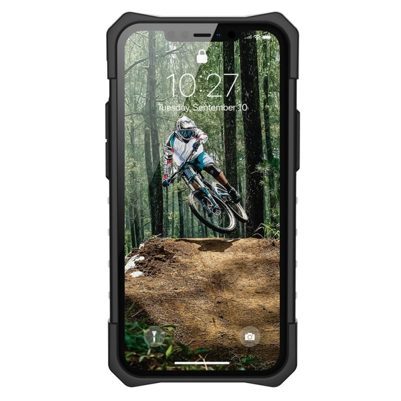 UAG Plasma Case iPhone 12 / 12 Pro 6.1 Ash - 2