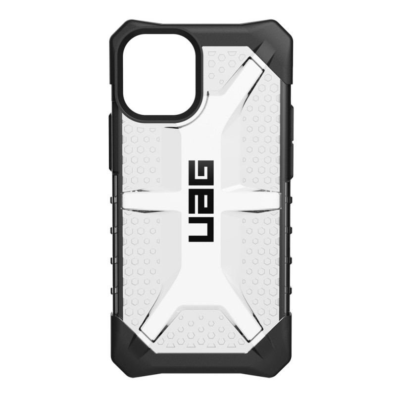UAG Plasma Case iPhone 12 / 12 Pro 6.1 Ash - 1