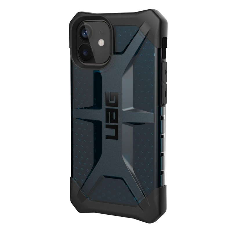 UAG Plasma Case iPhone 12 Mini Mallard Blue - 2