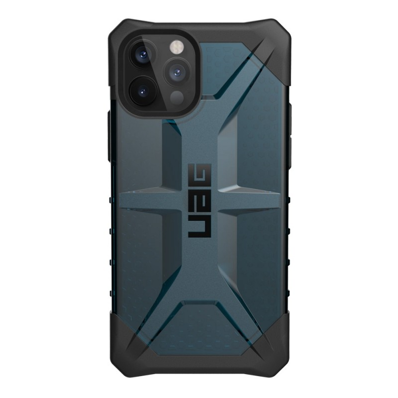 UAG Plasma iPhone 12 Pro Max Mallard Blauw - 1