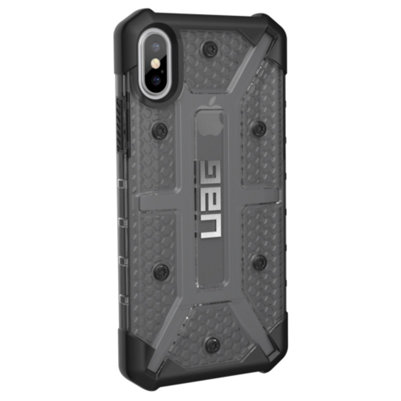 UAG - Plasma iPhone X/Xs Case Ash Black 04