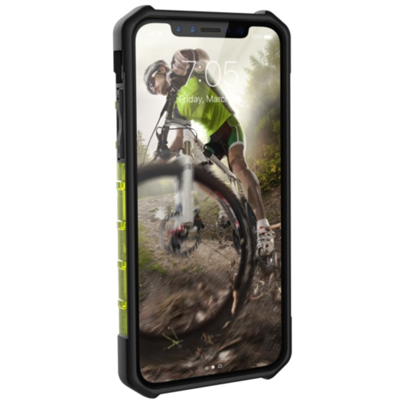 UAG - Plasma iPhone X/Xs Case Citron 02