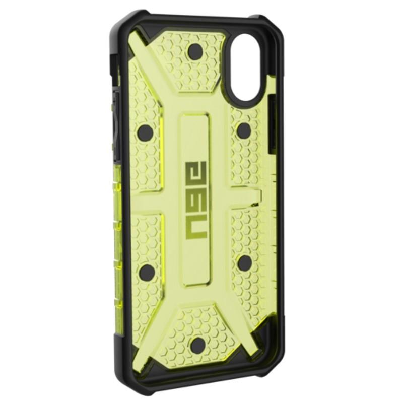 UAG - Plasma iPhone X/Xs Case Citron 05